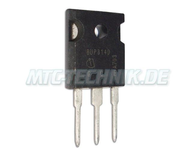 Siemens Bup314d Igbt Transistor