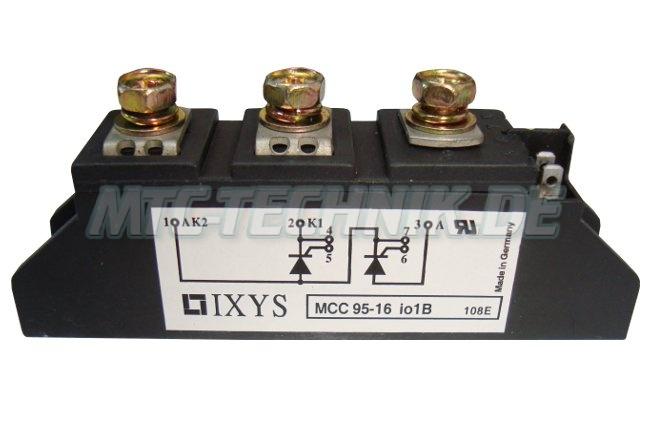 Ixys Thyristor Module MCC95-16IO1B
