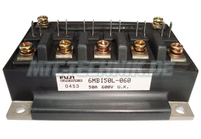 Fuji Electric 6mbi50l-060 Shop