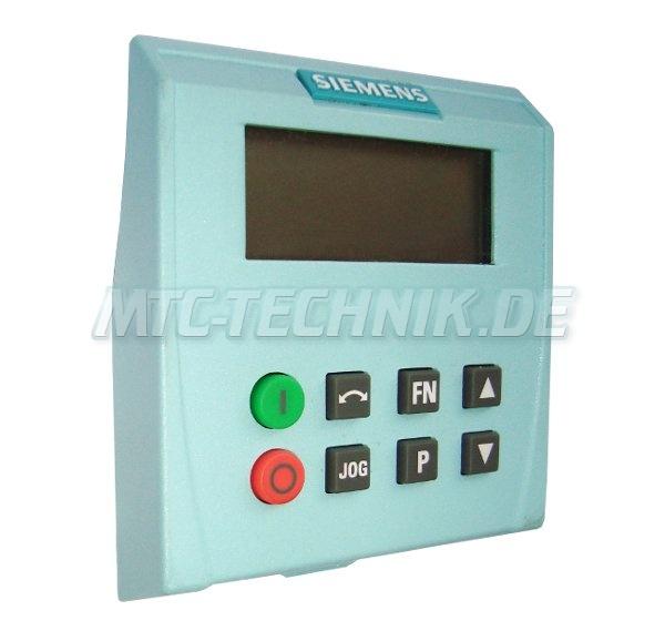 Verkauf Siemens 6sl3255-0aa00-4ba1 Online