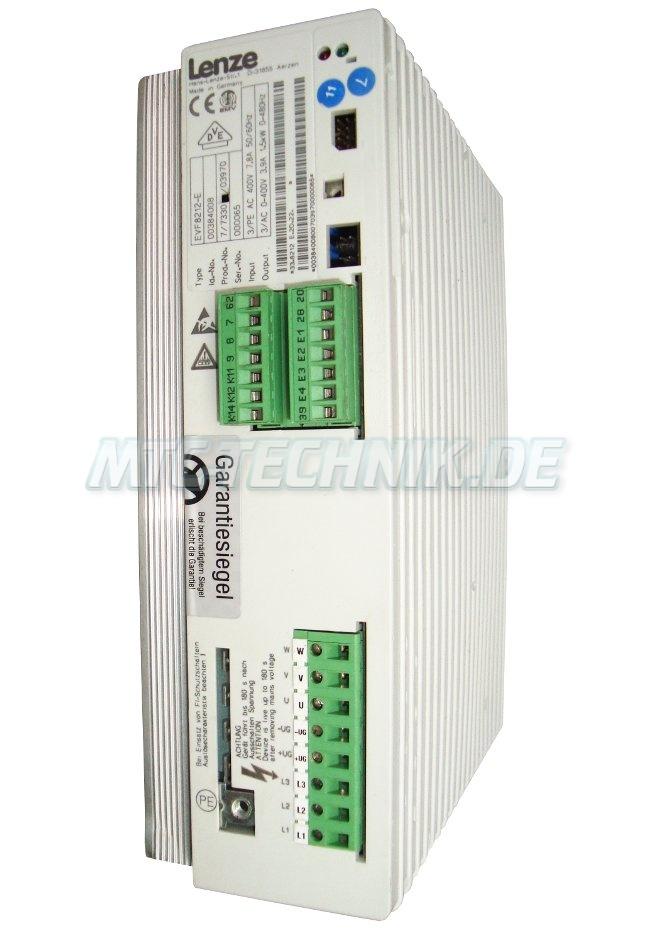 1 Lenze Frequenzumrichter Evf8212-e Shop