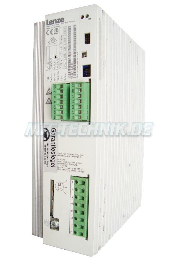 1 Shop Lenze Frequenzumrichter Evf8211-e
