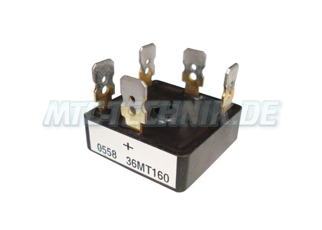 International Rectifier 36mt160 Dioden-modul