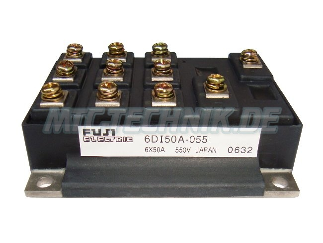 Transistor-module Shop 6di50a-055 Fuji Electric