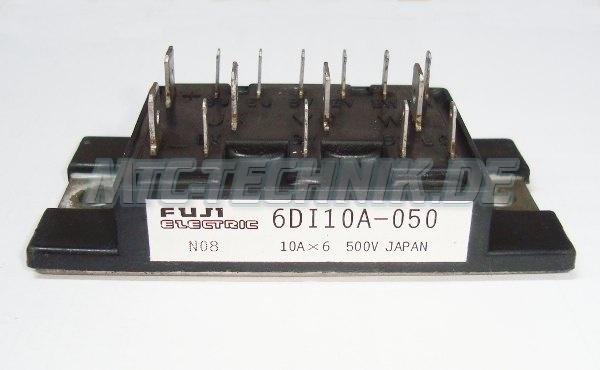 Fuji 6-pack Power Module 6di10a-050 Shop
