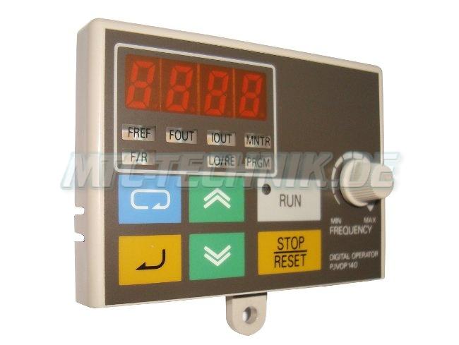 1 Omron Digital Operator Pjvop140