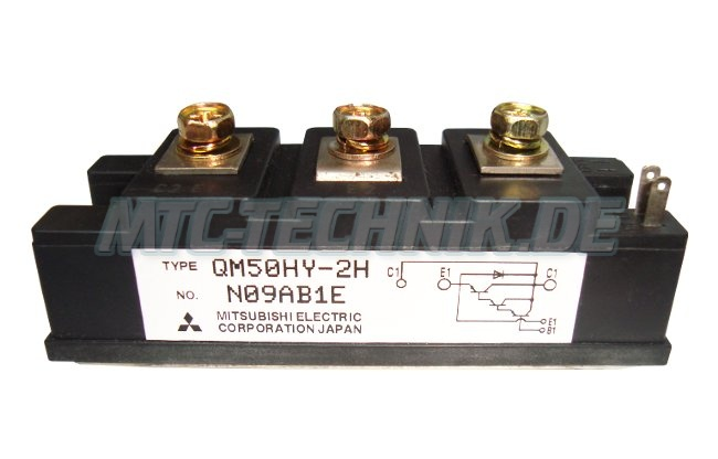 Mitsubishi Qm50hy-2h Power Module Shop
