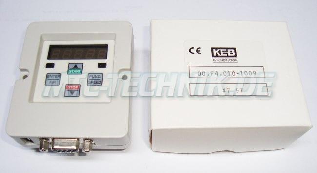 Keb Digital Operator 00.f4.010-1009