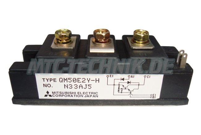 Mitsubishi Qm50e2y-h Transistor-module Shop