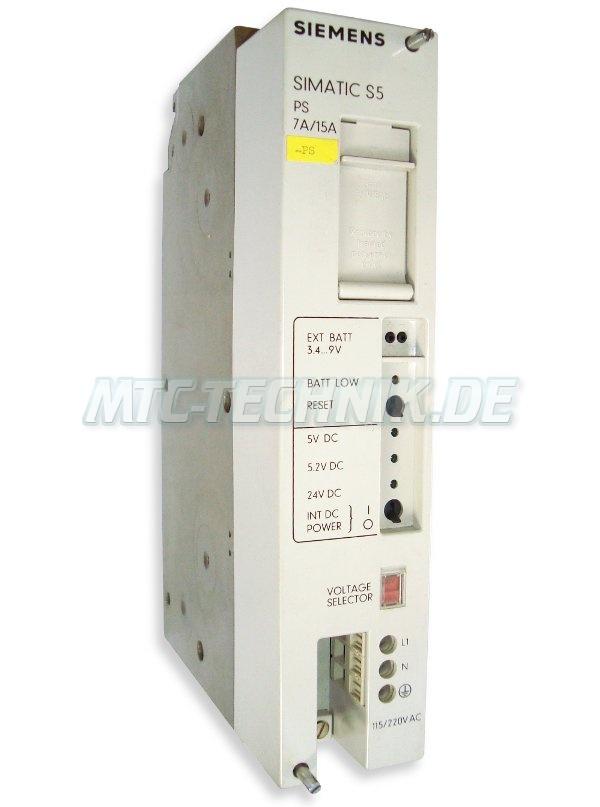 1 Shop Siemens Simatic-s5 6es5951-7ld12