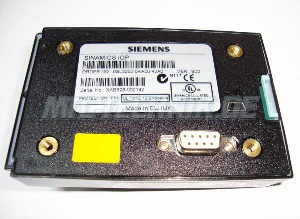 2 Bedienpanel Siemens 6sl3255-0aa00-4ja0 Kaufen