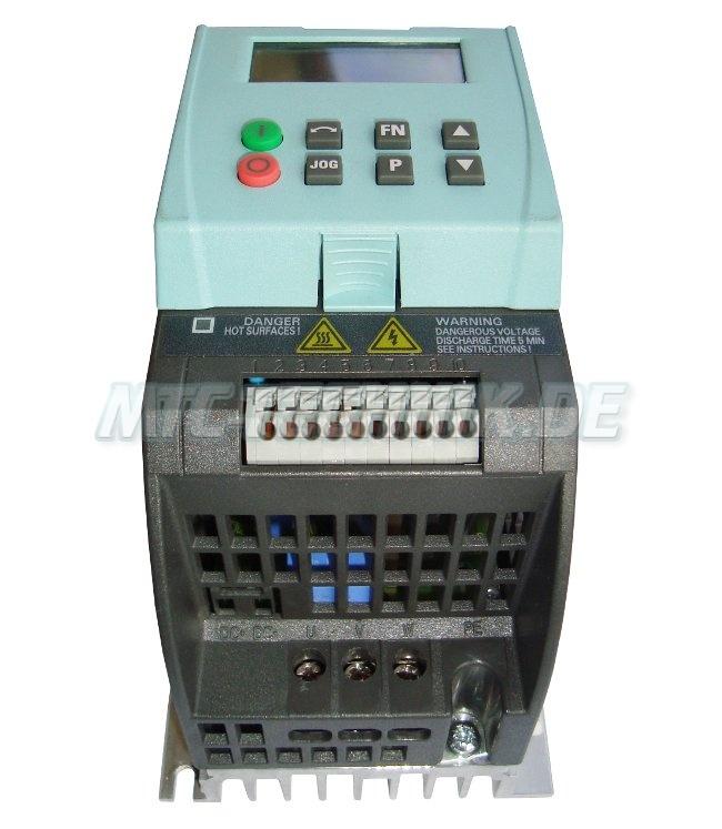 2 Frequenzumrichter Kaufen 6sl3211-0ab12-5ba0