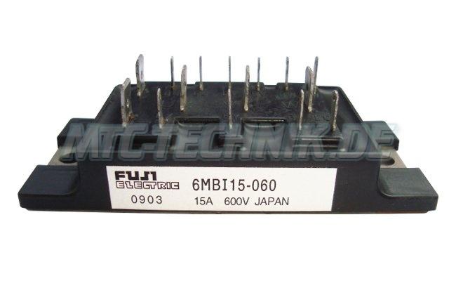 Fuji Igbt Module 6mbi15-060 Shop