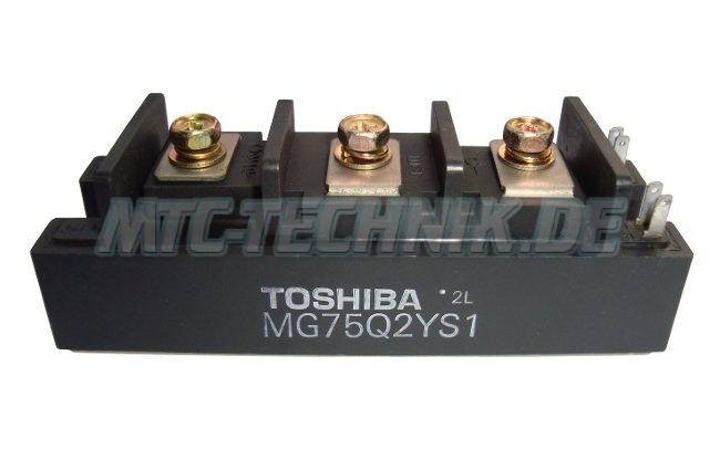 Toshiba Shop Mg75q2ys1 Igbt Module