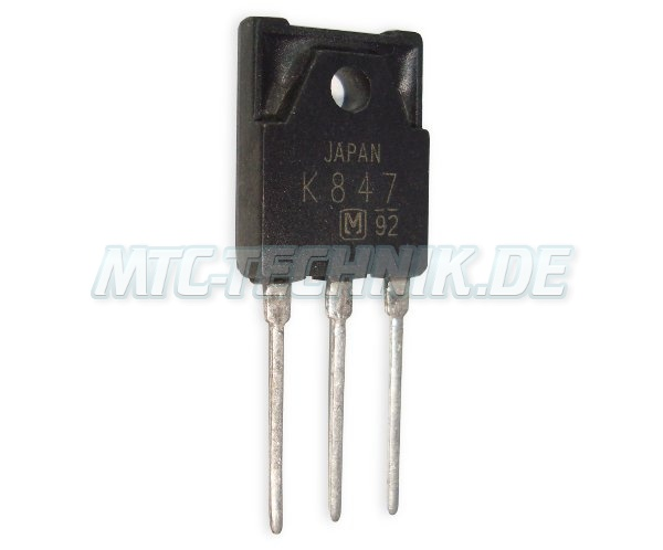 Powerex Mos-fet Transistor 2sk847