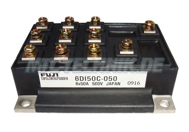 Fuji Electric 6di50c-050 Transistor Shop