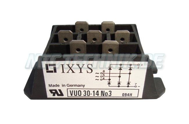 Ixys Dioden-module Vuo30-14no3 Shop