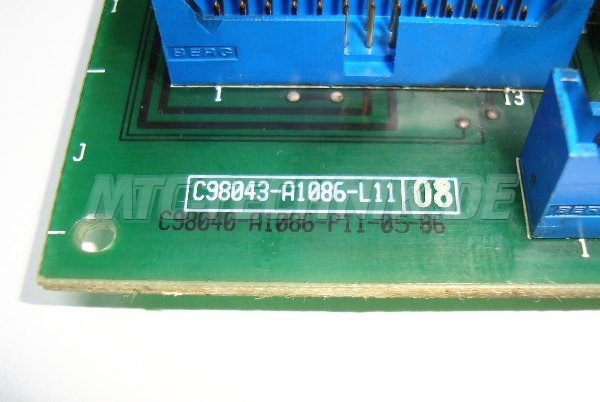 2 Typenschild C98043-a1086-l11 Simoreg