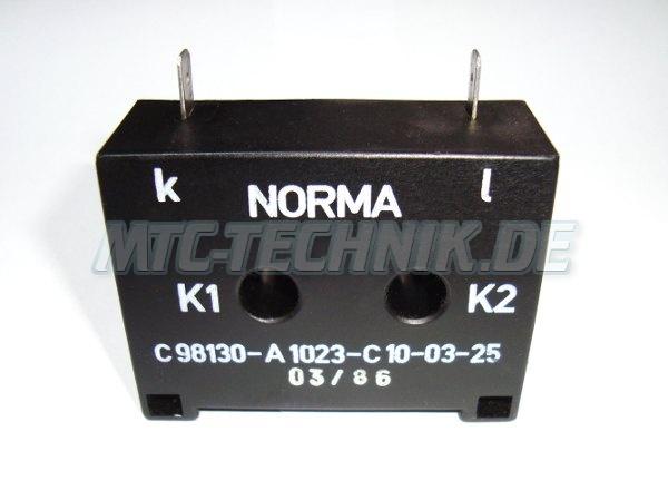 1 Norma Transformator C98130-a1023-c10-03-25 Bestellen