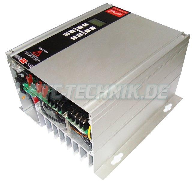 3 Seitenansicht Vlt3002-175h7238 Danfoss Ac-drive 1.5kw