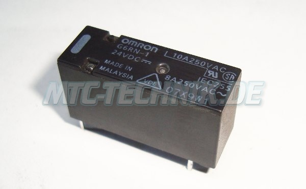 Omron Relay G6rn-1-24vdc Shop