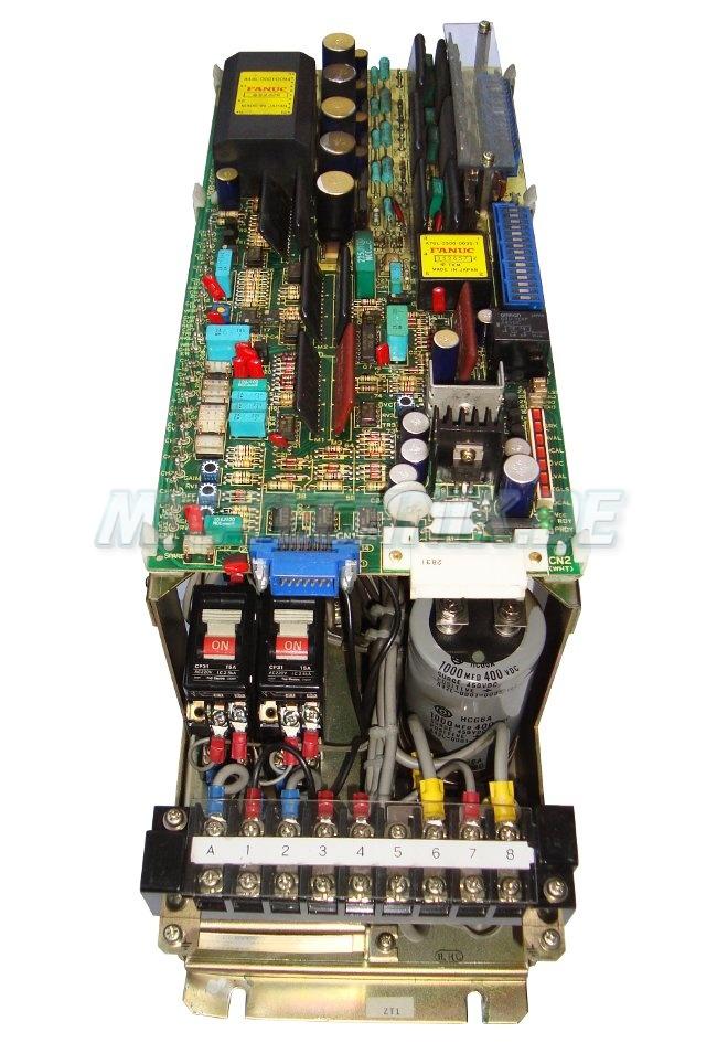 2 Shop Velocity Control Unit A06b-6047-h003 Fanuc
