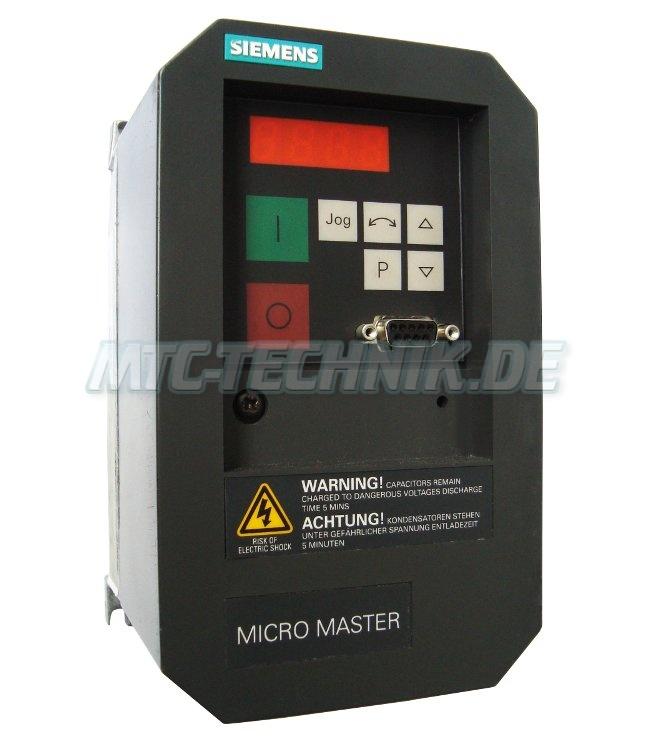 frequenzumformer 6se3112 8ba40 siemens micromaster 230vac online shop 6se3112 8ba40 pdf. Black Bedroom Furniture Sets. Home Design Ideas