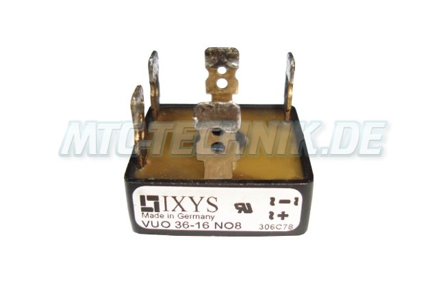 Ixys Dioden Module Vuo36-16no8 Shop