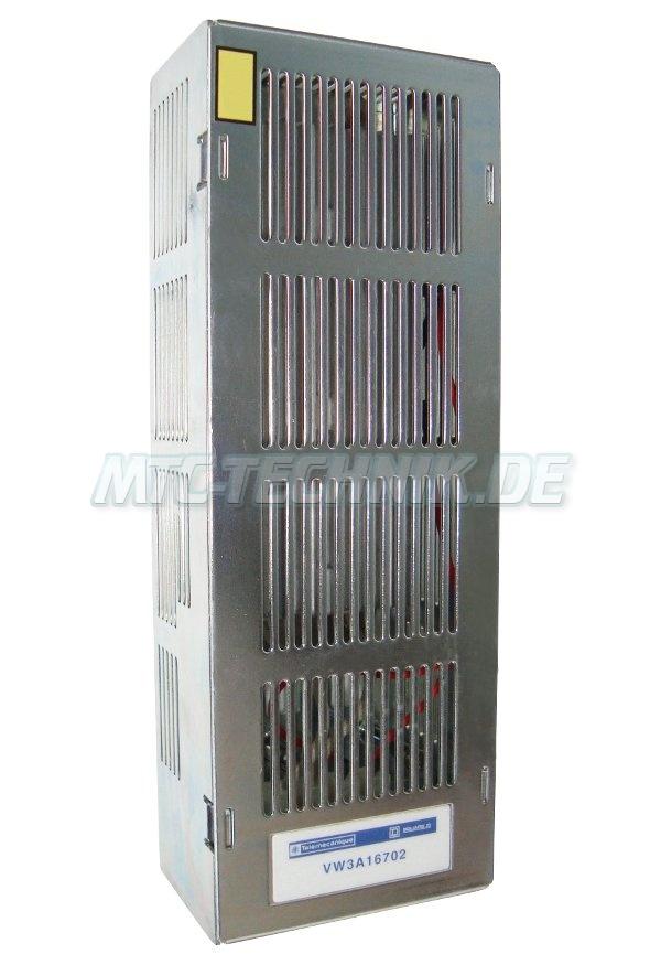 1 Telemecanique Bremswidestand Vw3a16702