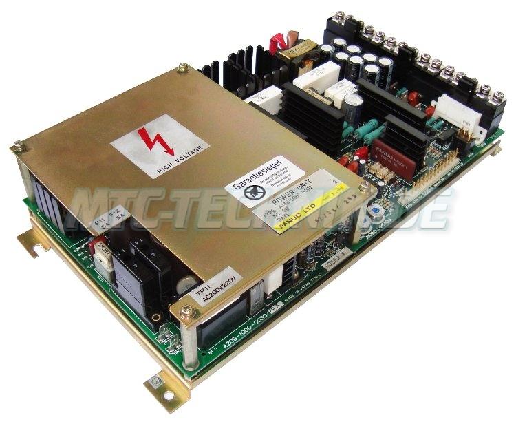 1 Fanuc Power Supply A14b-0061-b002 Austausch