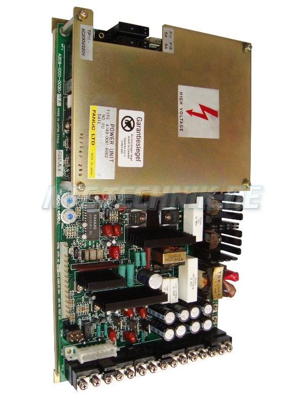 2 Bestellen Fanuc A14b-0061-b002 Netzteil
