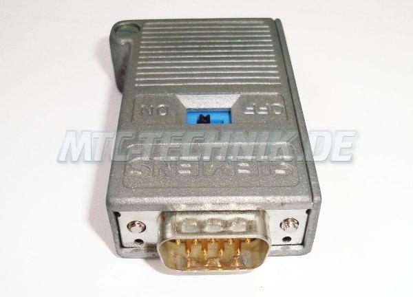 2 Busconnector Siemens 6gk1500-0ea02 Shop