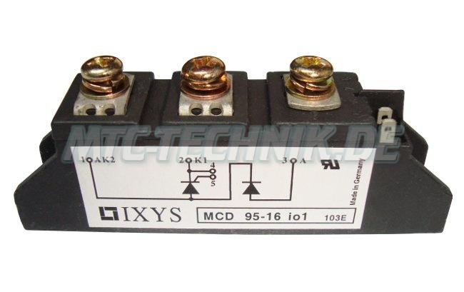 Shop Ixys Thyristor Mcd95-16io1