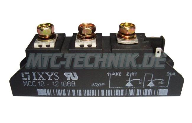 Ixys Shop Mcc19-12io8b Thyristor Module
