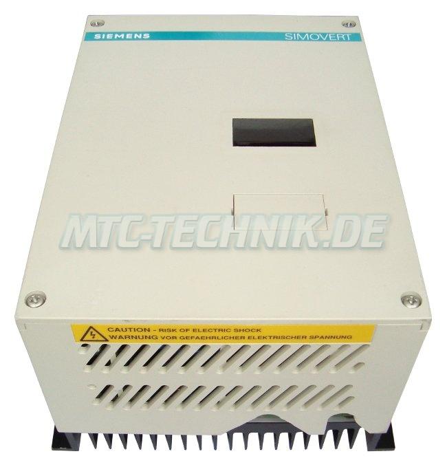 2 Shop 6se2102-1aa00 Siemens Frequenzumrichter