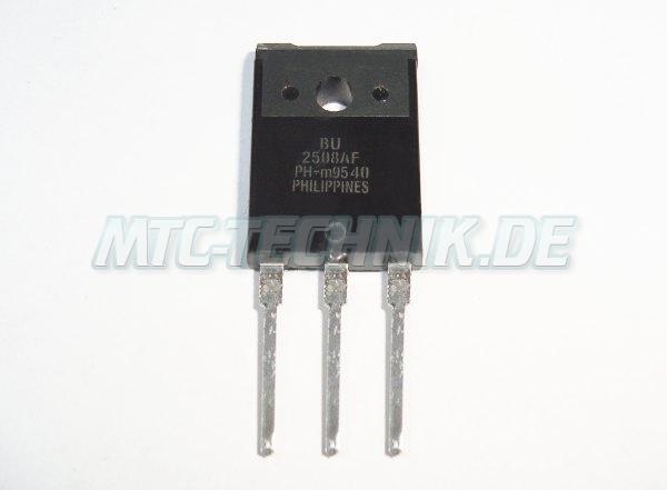 Philips Npn Transistor Bu2508af