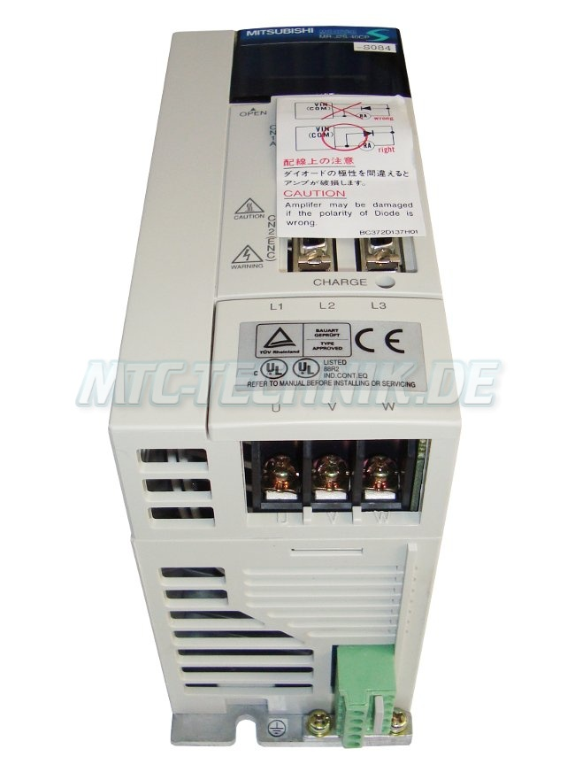 2 Austausch Mr-j2s-40cp-s084 Mitsubishi Melservo Shop