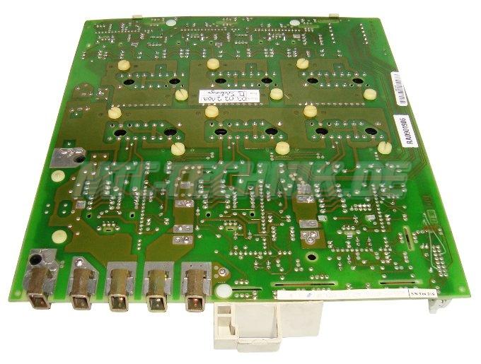 2 Simodrive-610 Leistungskarte 6sc6120-0fe00 Reparatur