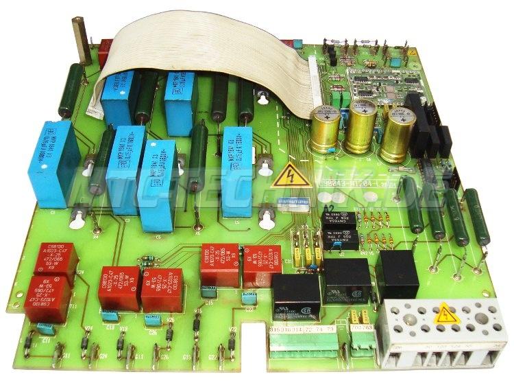 1 Simoreg Stromrichter Board C98043-a1204-l25 Shop