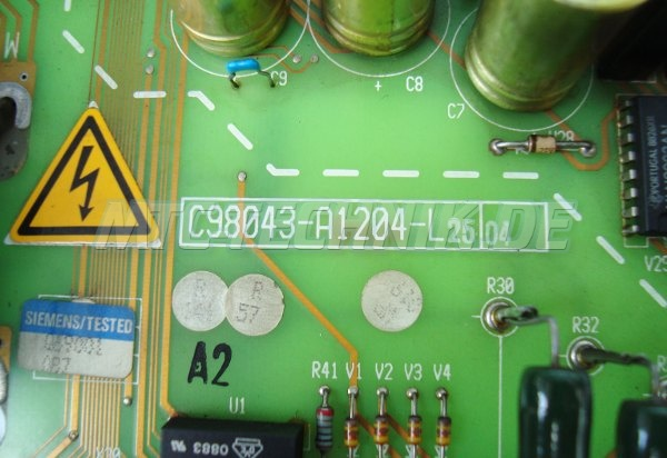 3 Typenschild C98043-a1204-l25-04