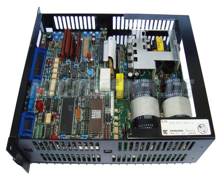 2 Austausch Yaskawa Cacr-sr03ac1er Frequenzumrichter