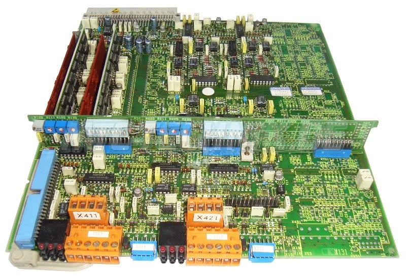 1 Siemens Simodrive 6sc6100-0na11 Regelungskarte