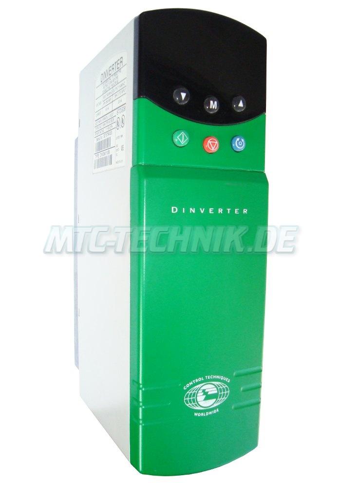 1 Control Techniques Din3380300b Dinverter Shop