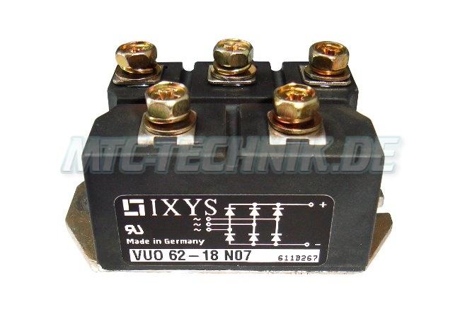 Ixys Dioden Module Vuo62-18no7 Shop