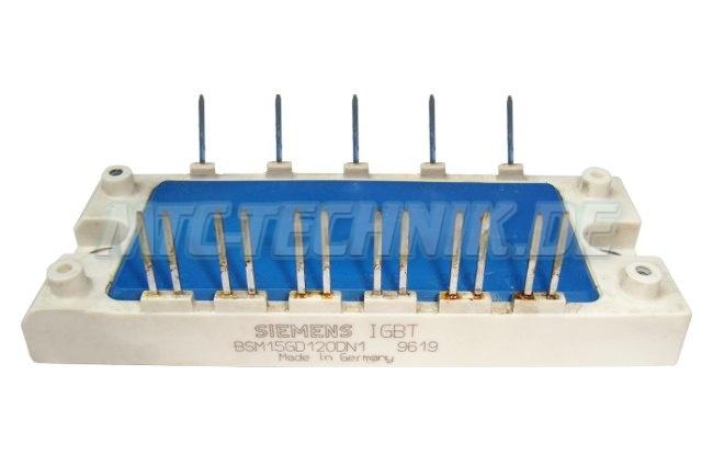 Online-shop Siemens Bsm15gd120dn1 15a 1200v