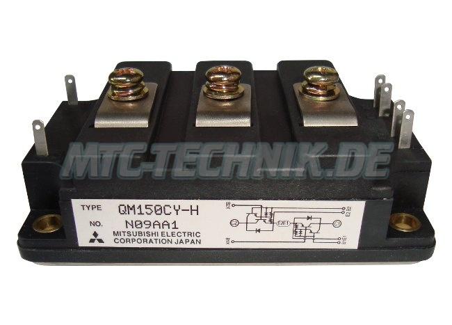 Mitsubishi Qm150cy-h Leistungsmodul