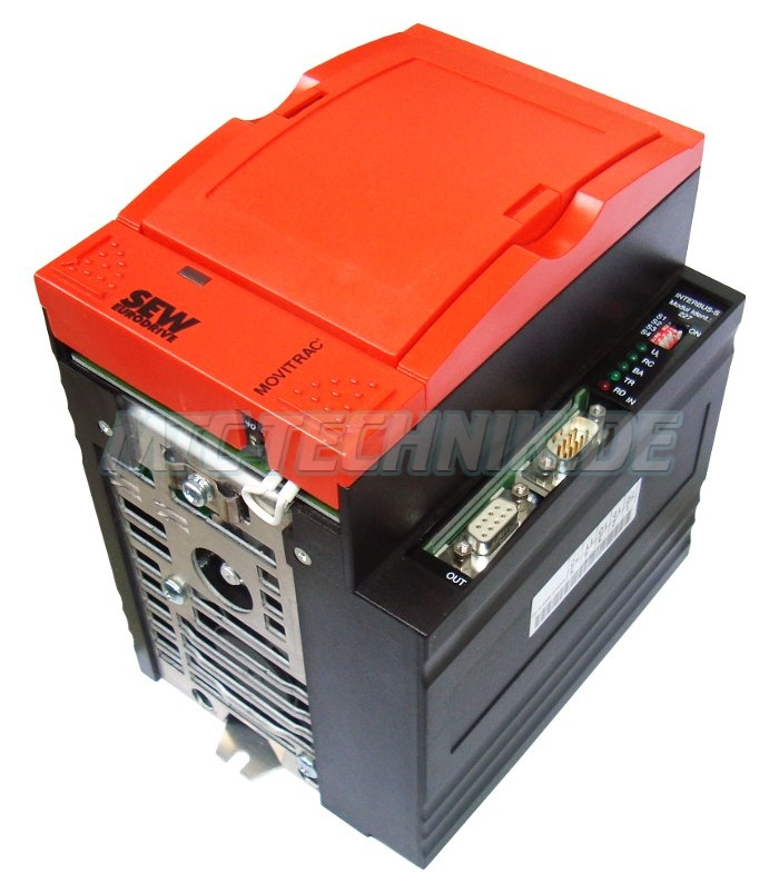 3 Reparatur Sew 31c014-503-4-21 Movitrac Mit Profibus