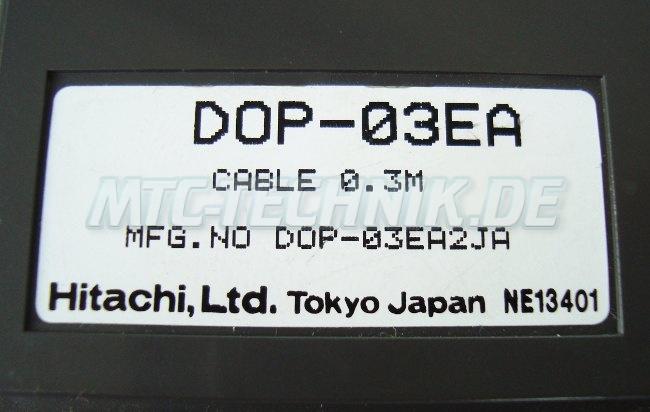3 Typenschild Dop-03ea