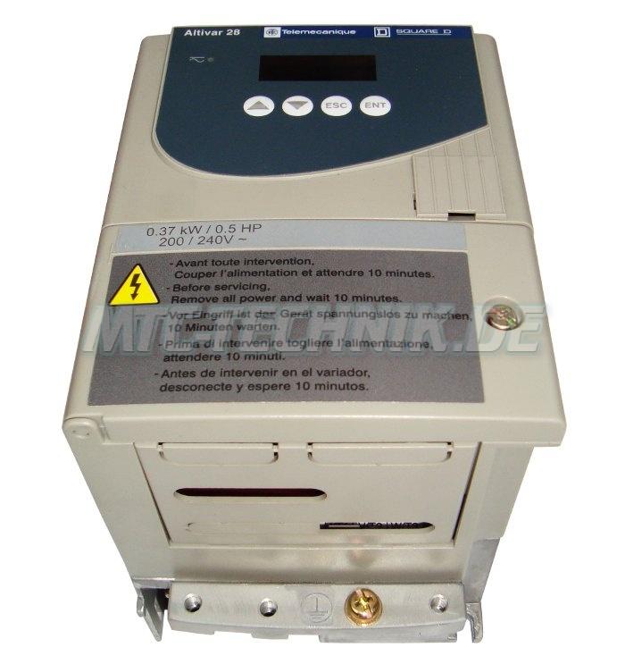 3 Frequency Inverter Atv28hu09m2 Telemecanique