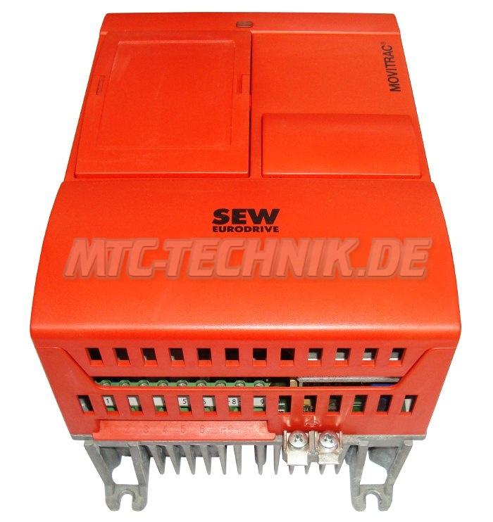 2 Frequenzumrichter Sew 3115a-403-4-00 Mit Garantie